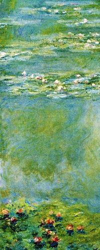 Claud Monet >> Water Lilies