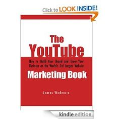 Click here to learn how to #market your #business using #video on #YouTube: http://www.amazon.com/The-YouTube-Marketing-Book-ebook/dp/B006XI9BAI/ref=sr_1_1?s=books=UTF8=1331080137=1-1 Just $4.99