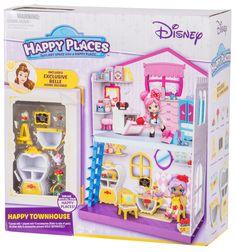 Disney Happy Places Happy Townhouse Playset