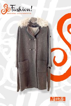 Cappotto oversize TEIN SET, Prezzo retail €348,00 - Prezzo outlet €226,00