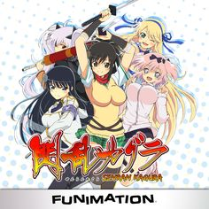 Now you can download HD episodes of #SenranKagura in the Xbox video store. Episode 1 FREE for a limited time.