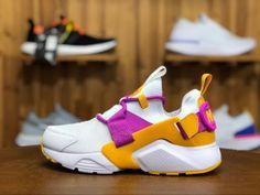 huge selection of cedbd dedb2 Cheap Nike Air Huarache Shoes Online - Page 2 of 6 - Cheapinus.com. Nike  Air Huarache City Low White Fuchsia Blast University Gold AH6804 102 Womens  ...