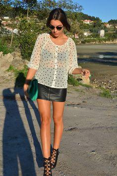 falda- camisa