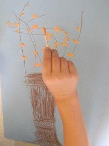 There are four seasons in preschool:spring | Teach Preschool