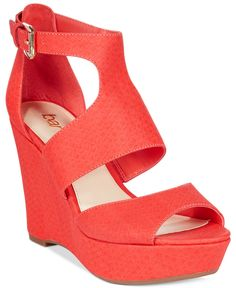Bar III Sophie Wedge Sandals, Only at Macy's - Wedges - Shoes - Macy's