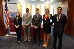 Student Competitions - Fordham Business Challenge 2013 hands out scholarships to top talents