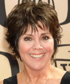 Joyce Dewitt from Three's Company... this would look great on my mom!!!