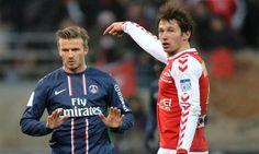 Gzregorz Krychowiak & David Beckham