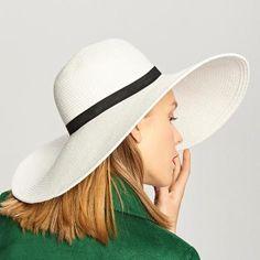 Reserved nakrycia głowy Panama Hat, Fashion, Moda, Fashion Styles, Fashion Illustrations, Panama