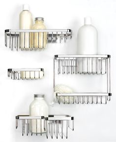 Interdesign Bath Accessories, Easy Lock Pro Collection - Bathroom Accessories - Bed & Bath - Macy's