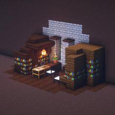 Furniture Craft Plans 321796335877196833 - Source by impetusium Minecraft Room, Minecraft Plans, Minecraft Blueprints, Minecraft Crafts, Minecraft Furniture, Minecraft Houses, Minecraft House Tutorials, Minecraft House Designs, Minecraft Tutorial