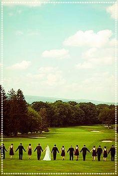 Trouwen in Portugal op de golfbaan