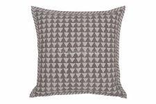 Hand Block Print Cushion Cover Canvas Cotton Pillow Shams Indian Vintage Pillows