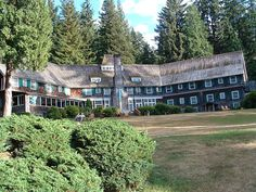 Lake Quinault Lodge. Got married here in 1983, have been back countless times, last revisited on our 30th anniversary.