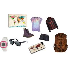 """getaway...get lost..."" by altuzahra on Polyvore"