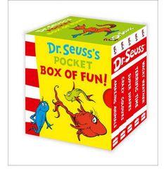 Five little board books in one fun box!