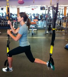 TRX Trainer Sale- I lost 25 pounds using the trainer and cardio workouts. Highly recommend it!