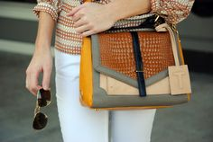 Want, want, want this Tory bag form @BleuBelle!