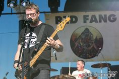 Red Fang  Sasquatch! Music Festival 2013 The Gorge Amphitheatre, George, WA  May 24, 2013 #Music