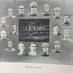 Football Team-The TEL-BUCH Yearbook 1914