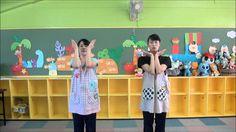 笠間 友部 ともべ幼稚園 子育て情報「手遊び・歌遊びVol.33 たこやき」