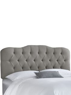 Tufted Headboard by Gilt Home Custom Collection at Gilt