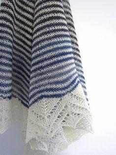 Blue Dream | Free Pattern - Dream Stripes