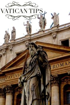 Best tips for visiting the Vatican and St Peter's Basilica in Rome