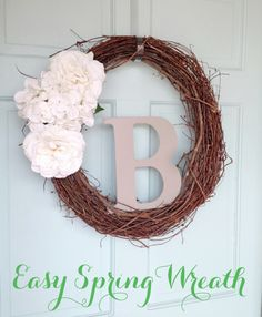 spring wreath diy images dollar | Thank you, Hobby Lobby, for being kind to women (and their husbands ...