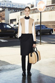 Givenchy: Pre-Fall 2013  Love the bag!