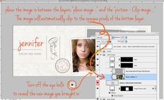 How do I add images to my templates? (screenshotstutorial) - News & Musings - Photographer Photoshop Templates and Marketing Materials