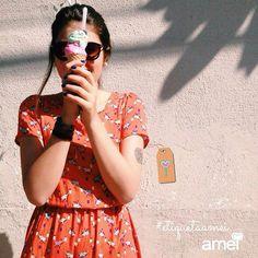 Sorvetinho  #lojaamei #etiquetaamei #sorvete #diadesol #dialindo
