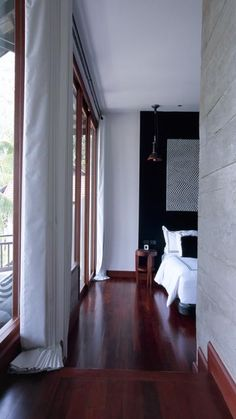 ideal bedroom. luxe industrial sensual. (Indigo Pearl, Thailand-a fabulous design resort in Phuket)