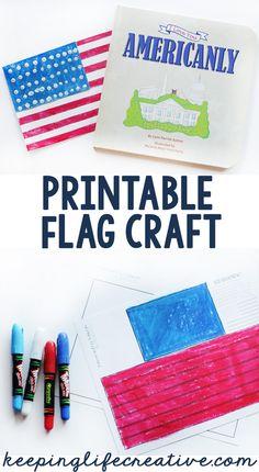 Create a patriotic A