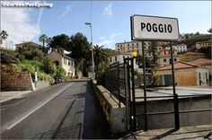 The Poggio [Italian for 'knoll'], Milan-San Remo. Uci World Tour, Top Ride, Bicycle Maintenance, Cool Bike Accessories, Cycling Gear, Tours, Italy, Places, Italia