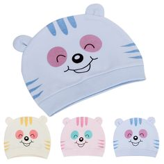New 2016 baby caps newborn baby photography props Cotton Cute baby winter hat baby bonnet kids hats topi bayi best love