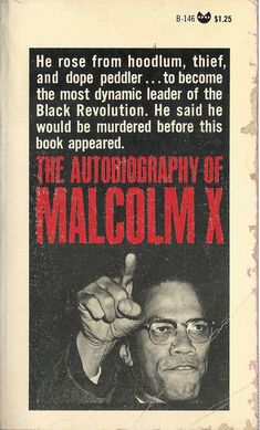 Author: Malcom X Publisher: Grove B-146 Year: 1966 Print: 13 Cover Price: $1.25 Condition: Very Good Genre: Biography