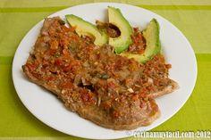 Aprende a cocinar un platillo fácil de la comida mexicana tradicional: los bisteces a la mexicana y además, entérate de todos los beneficios que el chile aporta a nuestra salud