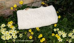 Baby Unisex Knitted Cream Sweater 0-9m
