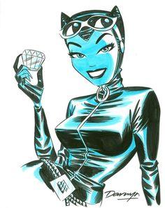 Catwoman by Darwyn Cooke.