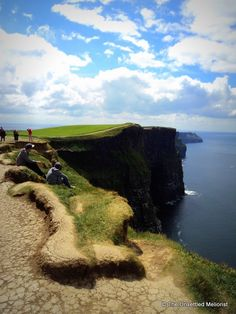 Monday moment of Zen: Cliffs of Moher