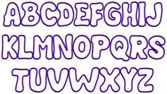 Cute Letter Fonts AZ   ADHappyFont_A_Z-e1349491986888.jpg