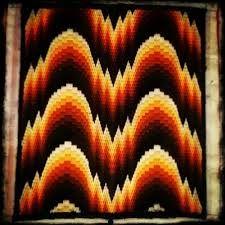 Znalezione obrazy dla zapytania bargello stitch