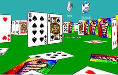 First Person Solitaire | nerd gold