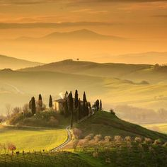 Photo Podere Belvedere, San Quirico d'Orcia by Edwin Kremer on 500px