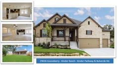 29026 Gooseberry, MLS # 1147455, $369,518, 3 bedroom, 2 bath, 2179 sqft, 1 story, Bulverde & 281 area, Conventry Home; REALTOR incentives, (210) 643-7288 #ReMaxCorridor #ConventryHomes #HillCountryHomes #78260Homes #NewConstructionSanAntonio