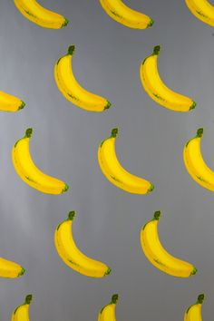 #Bananas #wallpaper by #FlavorPaper