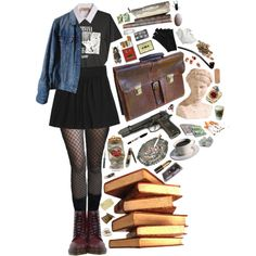 bewitching by ghostlyspencer on Polyvore