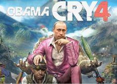 Obama Cry 4 :)
