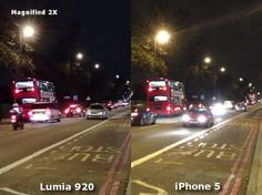 """Engadget: Lumia 920 vs. iPhone 5 et al on low-light photographs: """"...we put Nokia's new Windows Phone against a number of other capable cameraphones, including the 808 PureView, the HTC One X+, Apple iPhone 5, Samsung Galaxy S II and Galaxy Note II and the LG Optimus G... In the extremely low-light situations, where most phones fall flat on their face, the Lumia 920 indeed hit its stride. ...The results weren't always spectacular, but the 920's low-light shots were always the best of the…"""
